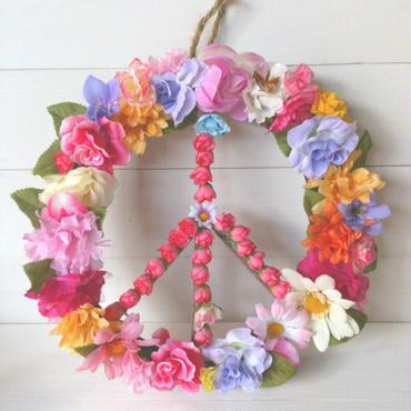 flowerPeaceリース♡Hello!FlowerGarden♡