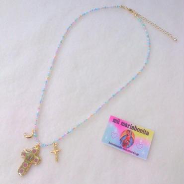 3TOP Necklace☆cream soda