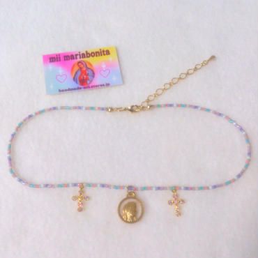 Fruits Choker☆little dance