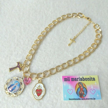Hot Raspberry Pie Choker☆I