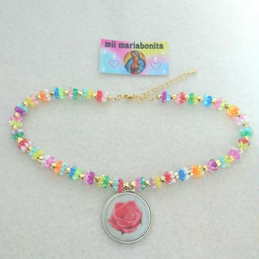 Over the Rainbow Choker☆G