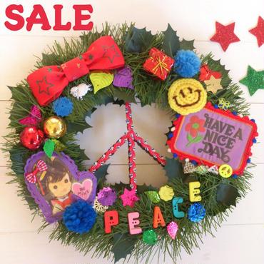 ChristmasWreath☆HappySmile!