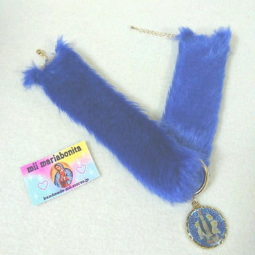 Fluffy13cat Choker☆BlueEyes
