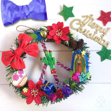 ChristmasWreath☆VivaMexico