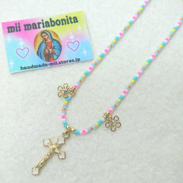 Fruits Choker☆WhiteCross