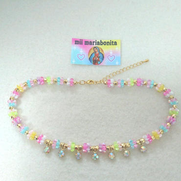 Over the Rainbow Choker☆J