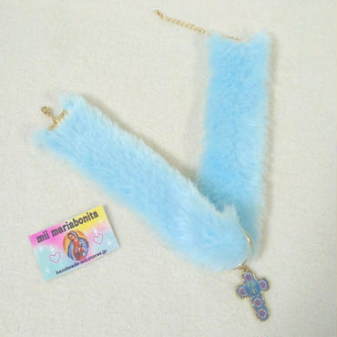 Fluffy13cat Choker☆SodaEyes