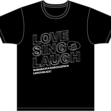 ハラダユウコTシャツ[black]