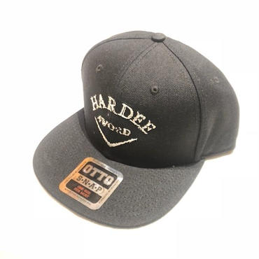 4WORD SNAP BACK CAP BLACK