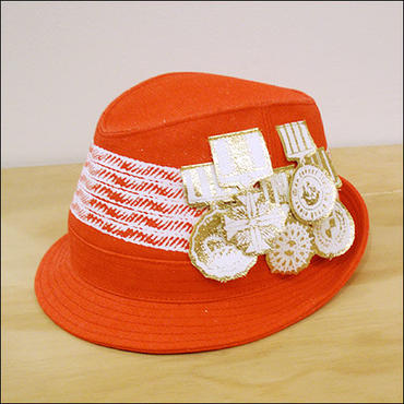 General of navy-hat(s.red)