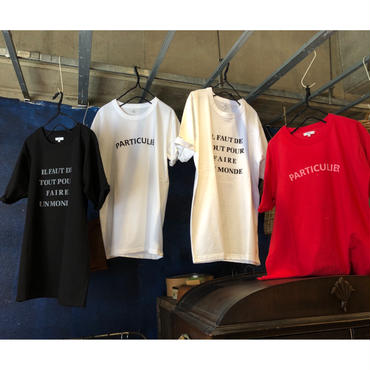 ARMEN アーメン オーバーサイズロゴTシャツ