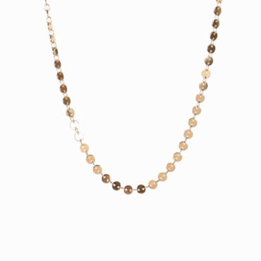 Titlee ティトゥリ broom necklace チェーンネックレス