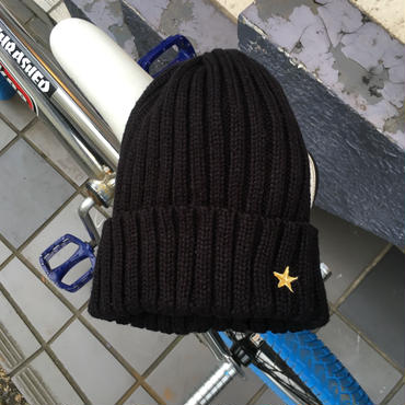 Knit Cap/Black