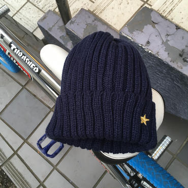 Knit Cap/Navy