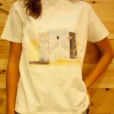California T-Shirt/Slab  City2