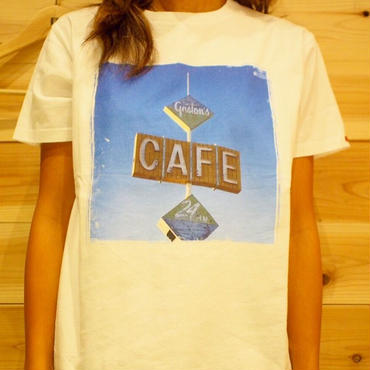 California T-Shirt/Cafe2
