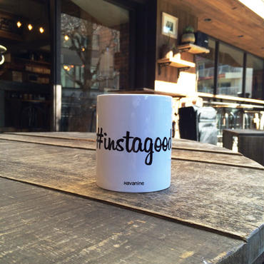 "Hashtag Mug ""instagood"""