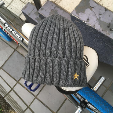 Knit Cap/Gray