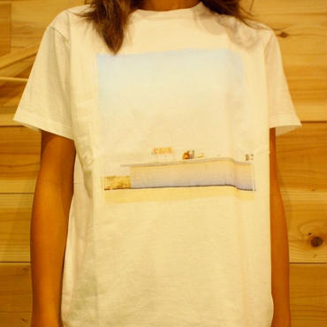 California  T-Shirt/Cafe1