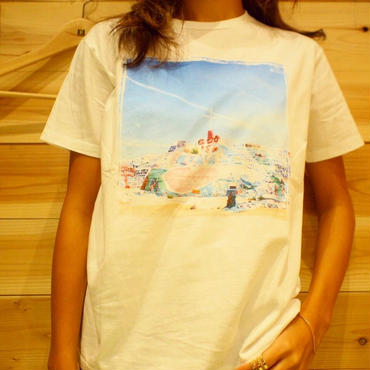 California  T-Shirt/Salvation  Mountain1