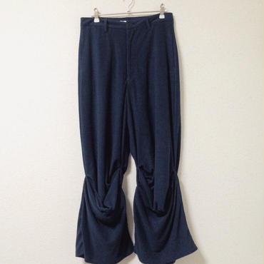 【 1/1~2/14 WEB注文受付中 】たるむパンツ(knit ver.)