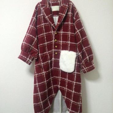 【 7/1~8/15 WEB注文受付中 】とあるサンタが愛用したジャケットコート