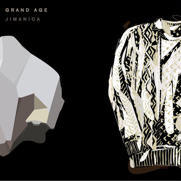 Jimanica『GRAND AGE』※特典CDR付