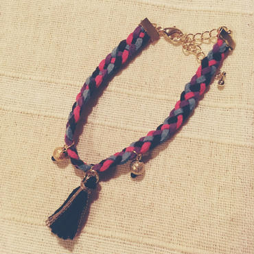 《装苑掲載》【Cinnamon's Acce#Sally】Bracelet / Poison Pop Candy
