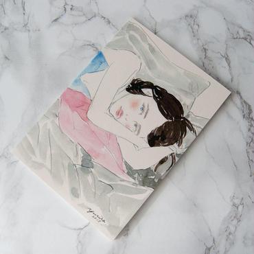 A Cloudy Dream Notebook