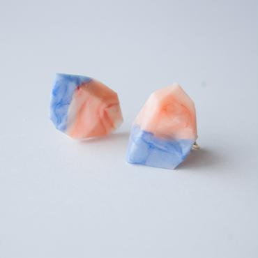 SALE | Marble Stone Earrings