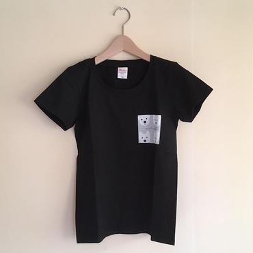 LadiesTシャツ   ウェスティポイントBlack