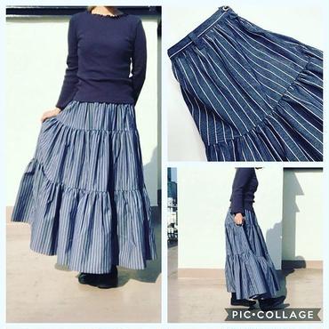 ティアードロングスカート SK-0703 c/#210