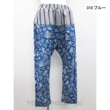 シンプルイージーパンツ(ブルー)PT-0676c/#310