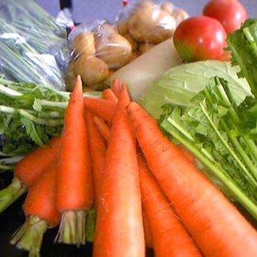 山口県産直どっさりおまかせ野菜