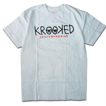 KROOKED KROOKED EYES TEE