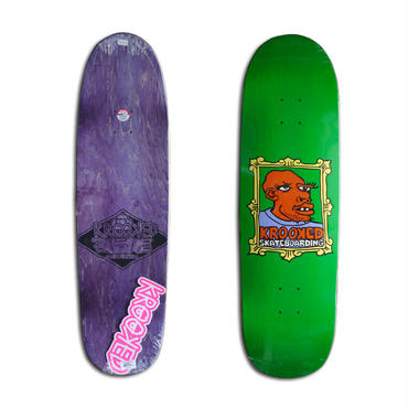 KROOKED FRAME FACE DECK (9.3 x 33inch)