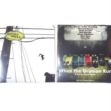 "HEATED WHEEL ""WHEN THE GRUNION RUN"" DVD"