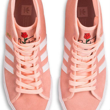 ADIDAS SKATEBOARDING MATCHCOURT HIGH RX NAKEL SMITH SKATE SHOES