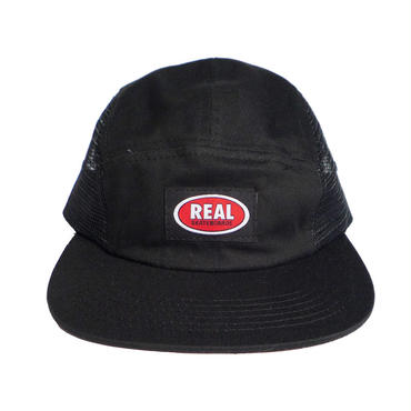 REAL OVAL CLIP CAMP CAP