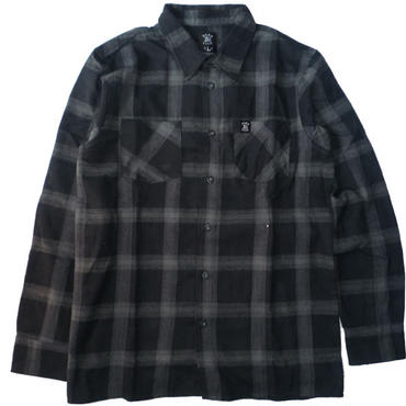 HARD LUCK  OG HEAVY WEIGHT  FLANNEL SHIRTS