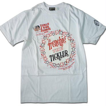 SLBARBIER FRENCHIE THE TICKLER TEE