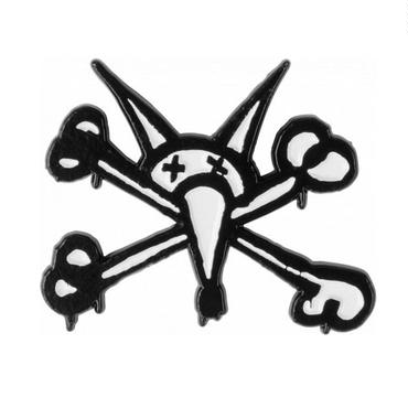 POWELL PERALTA VATO RAT LAPEL PINS