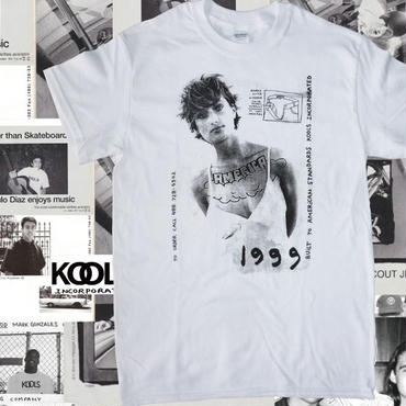 DEAR, x HESHDAWGZ  x BEAMS  KOOLS AD TEE