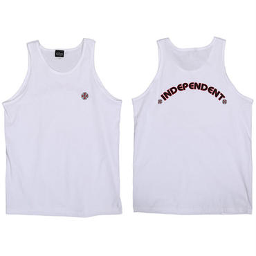 INDEPENDENT CROSS/BAR TANK TOP