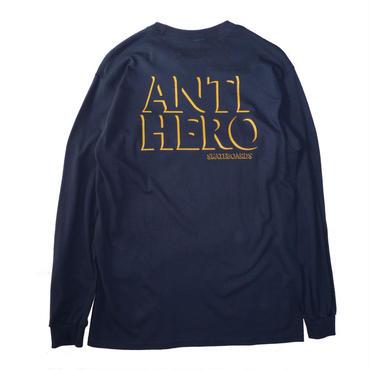 ANTI HERO DROP HERO L/S TEE