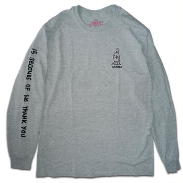 KROOKED NO THANK YOU L/S TEE