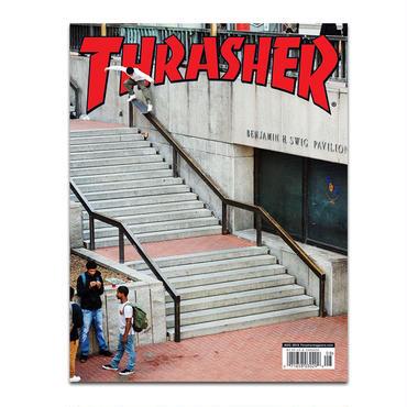 THRASHER MAGAZINE 2018 AUG ISSUE #457