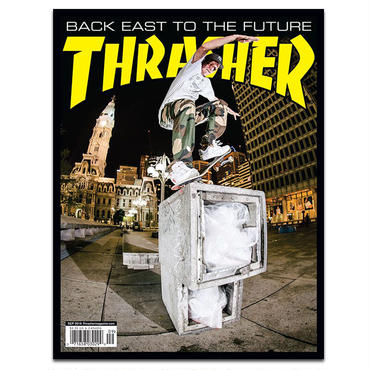 THRASHER MAGAZINE 2018 SEPTEMBER ISSUE #458