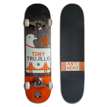 ANTI HERO TONY TRUJILLO SCENIC DRIVE COMPLETE SET  (8.06 x 31.91inch)