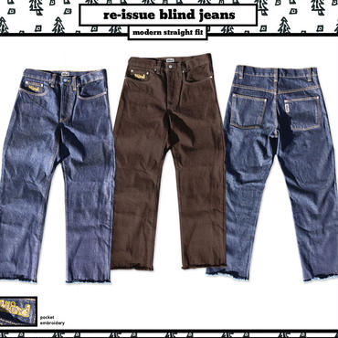 BLIND JEANS
